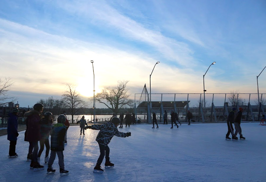 Best Outdoor Skating Spots in Hamilton