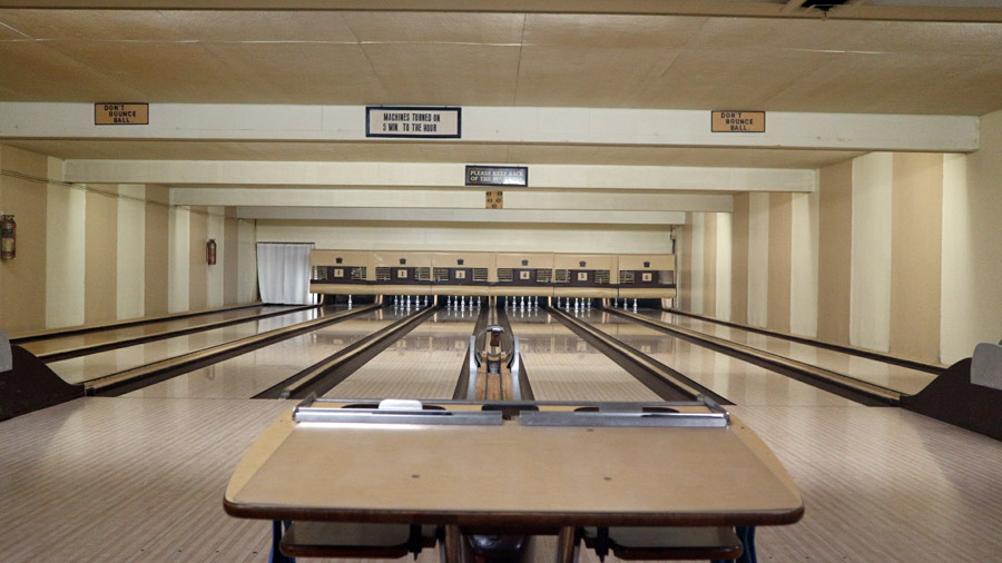 Best Bowling in Hamilton - The Inlet