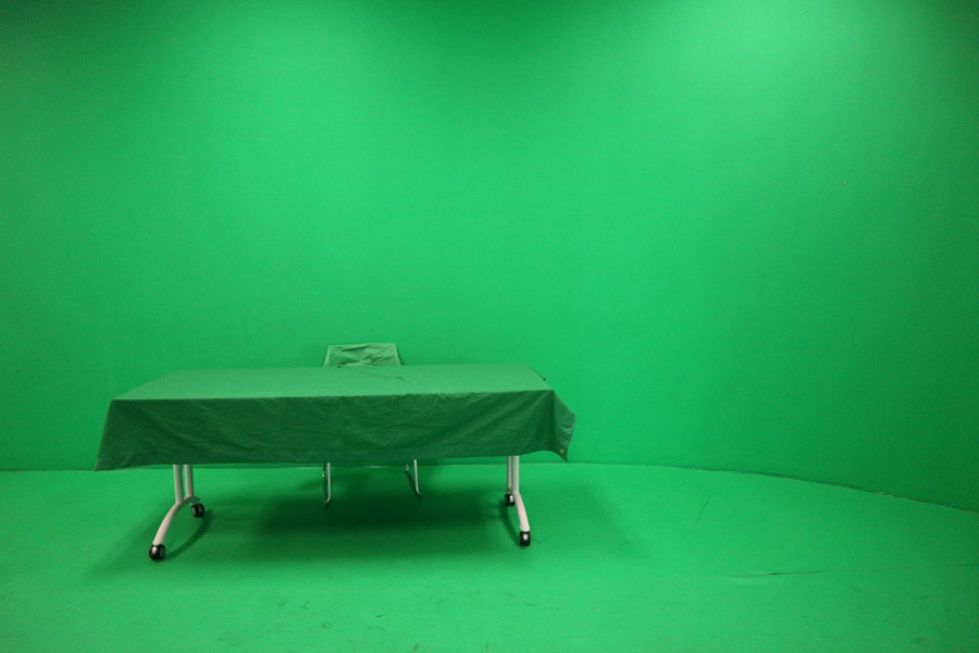 The Inlet Online | Hamilton Public Library | Makerspace | Green screen