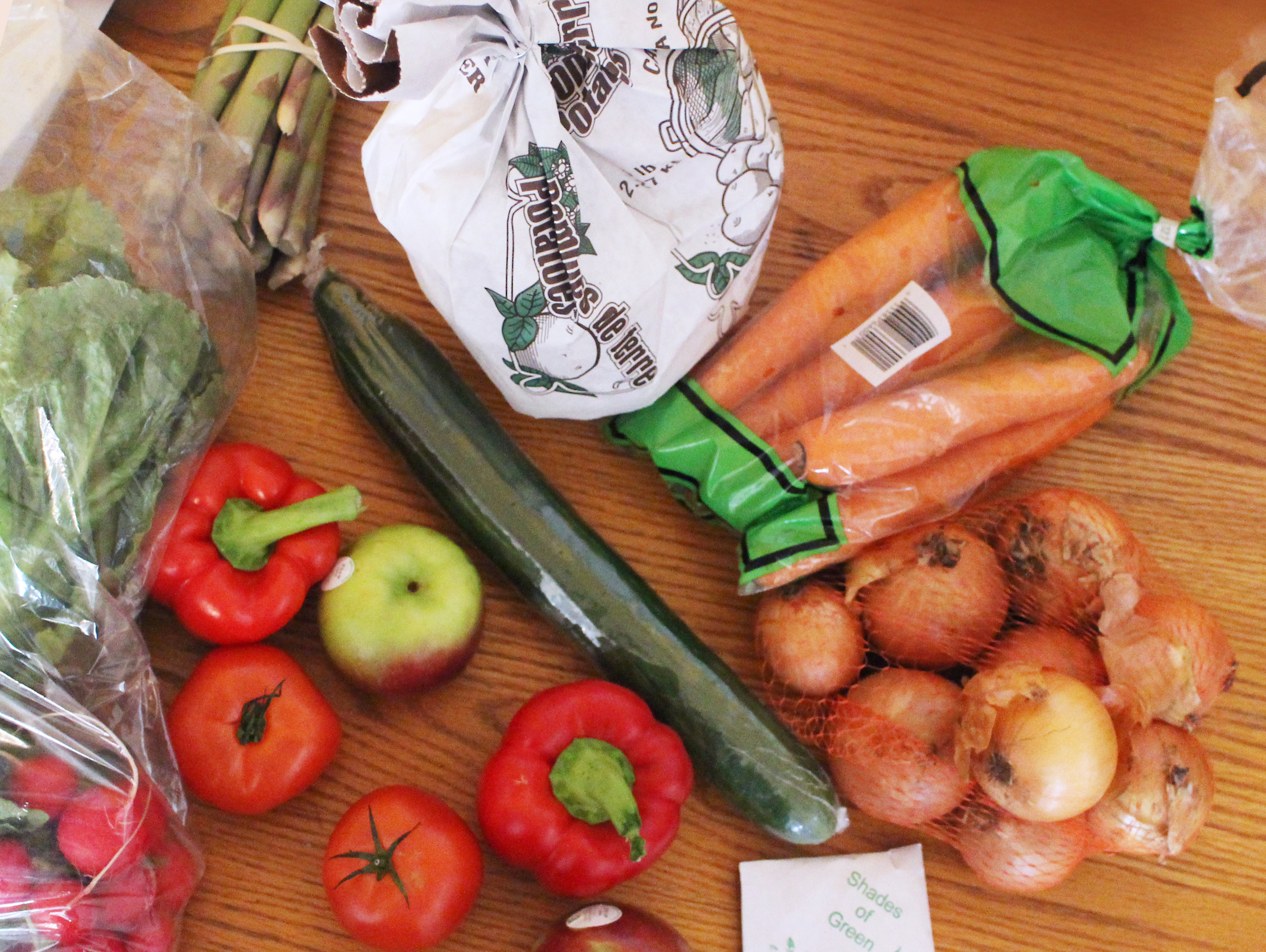 The Good Food Box Network by Environment Hamilton | The Inlet Online Arts and Culture Blog | Hamilton, Ontario Photo 1