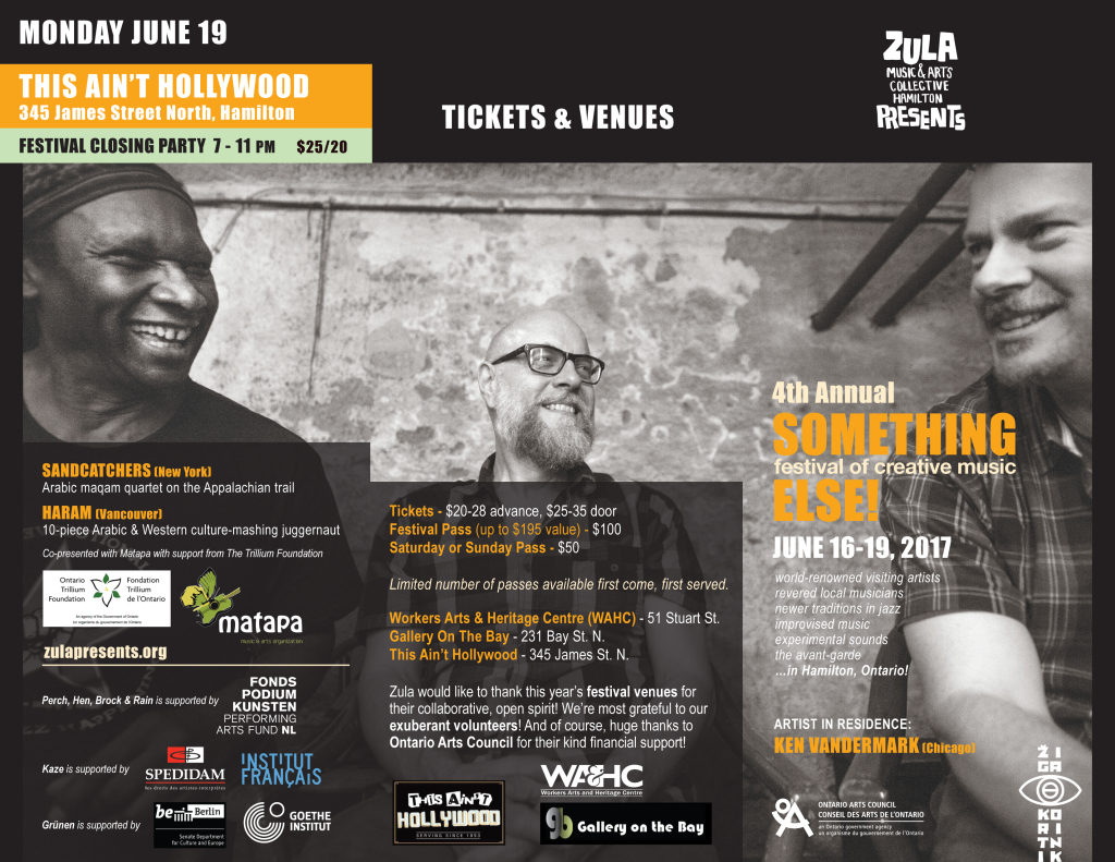 The Inlet Online | Zula Presents | SOMETHING ELSE Festival | Cem Zafir