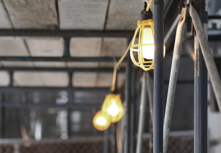 Opening Soon in Hamilton, Ontario | Construction Lights | The Inlet Online