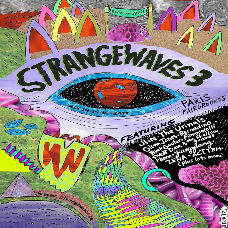 The Inlet Online | Best Free Events | Summer 2017 | Hamilton | Celebrate Canada's 150 | Strangewaves | Strange Day at the Bay