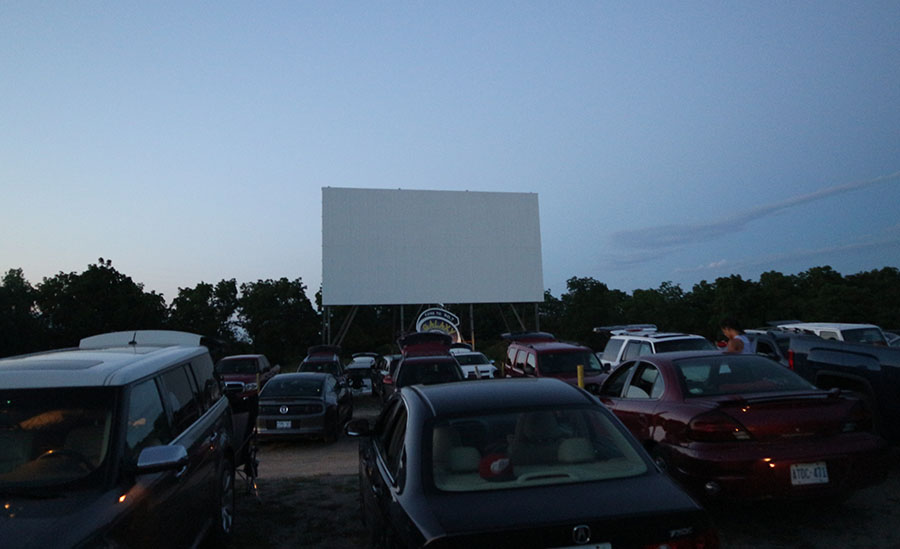 The Inlet Online, Starlite Drive In Theatre