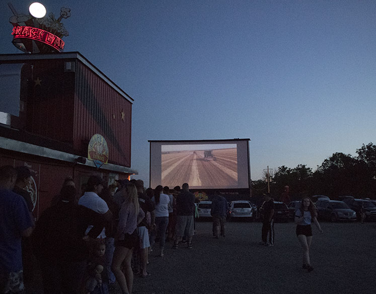 Starlite Drive In Theatre