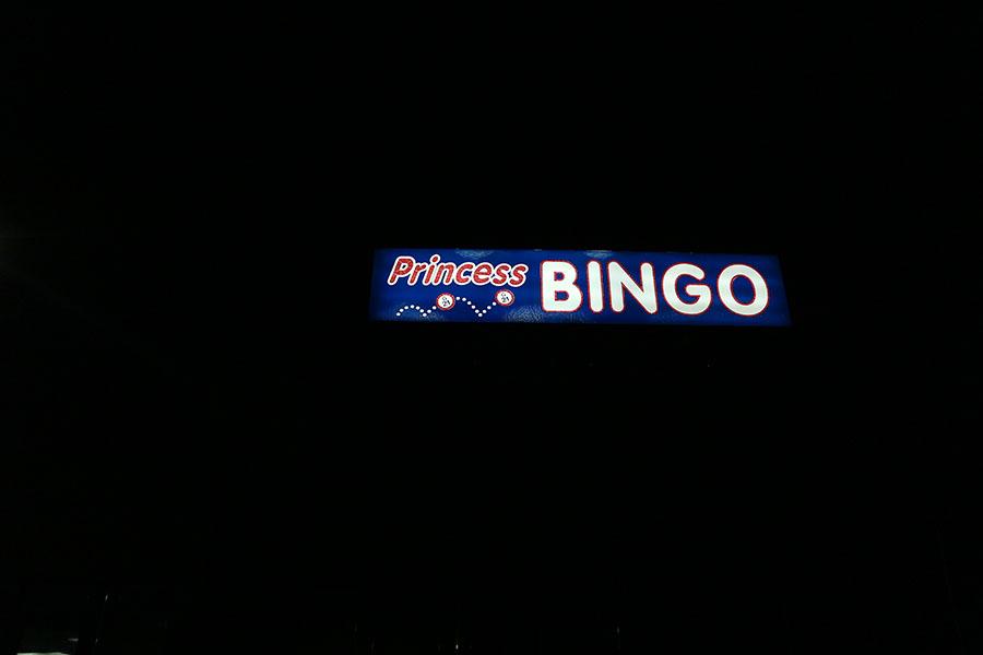 bingo quot princess