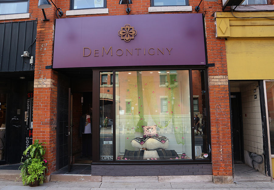 DeMontigny Boutique