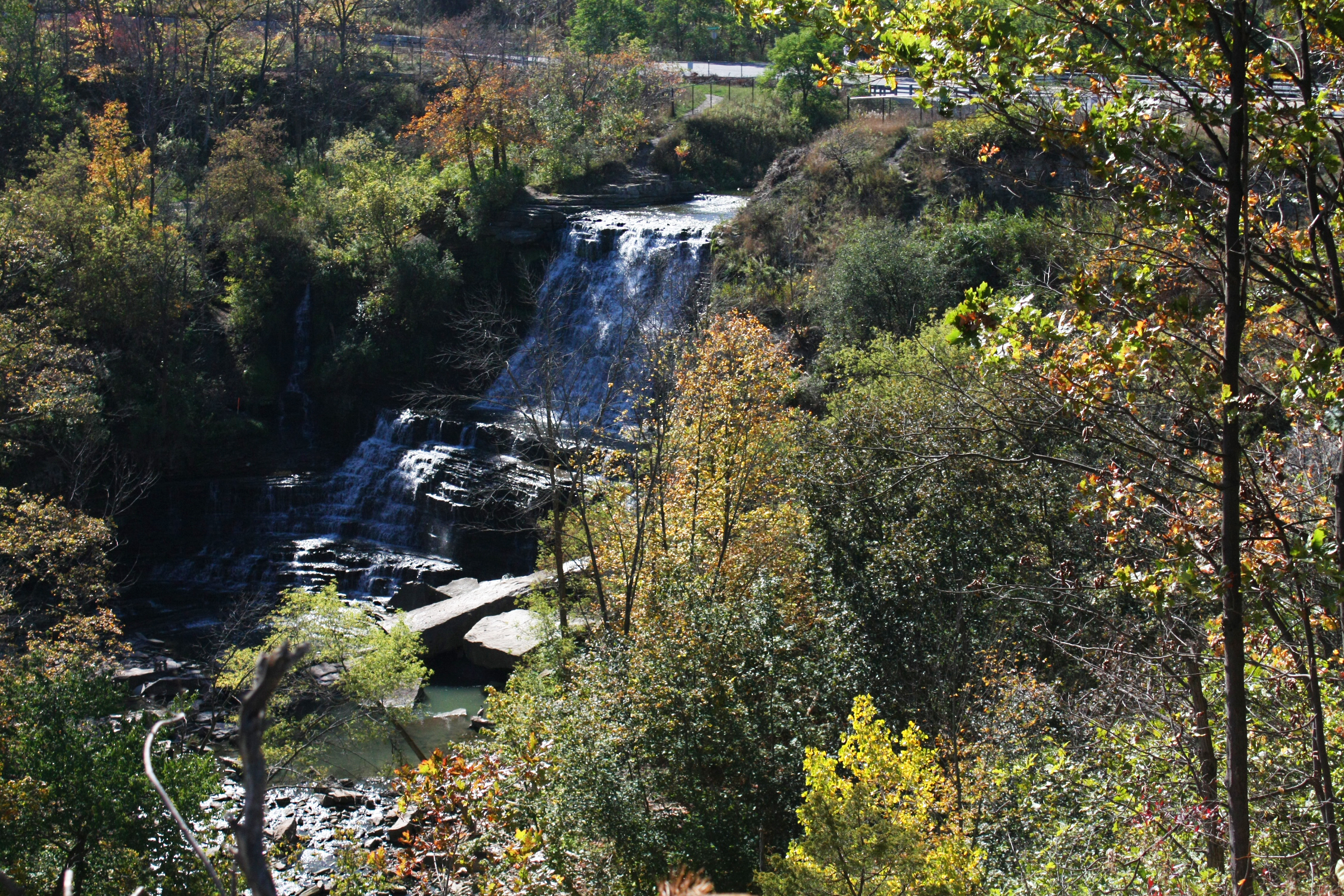 Fall Colours | Albion Falls | Hamilton, Ontario