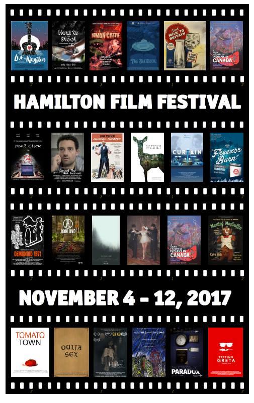 Hamilton Film Festival 2017