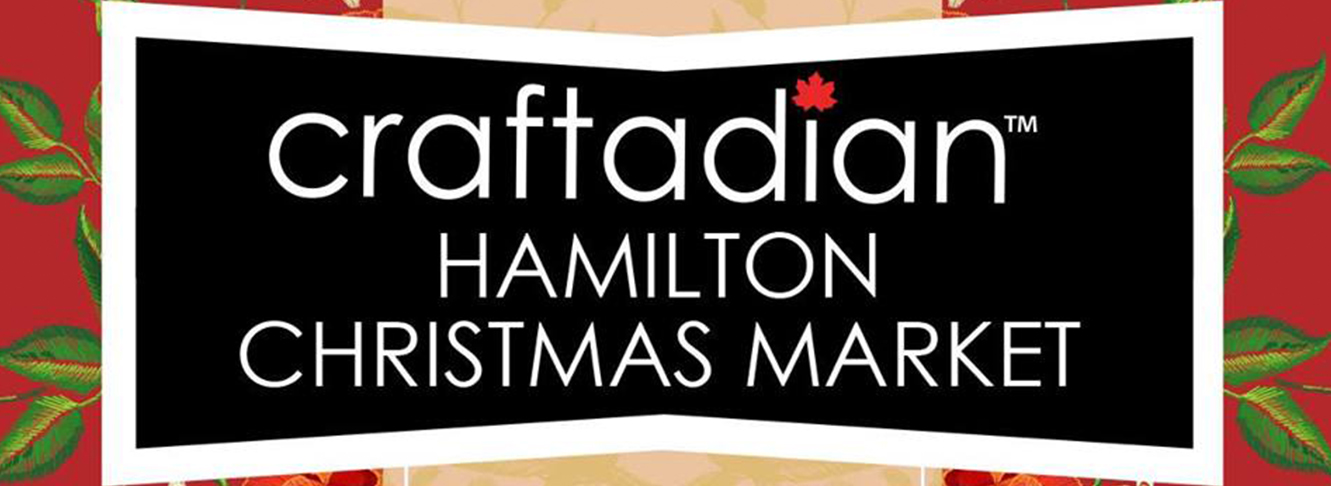 Hamilton, Ontario | Holiday Christmas Bazaars | The Inlet | Craftadian