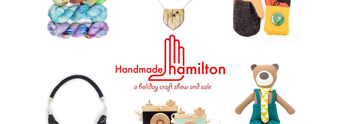 Hamilton, Ontario | Holiday Christmas Bazaars | The Inlet | Handmade Hamilton