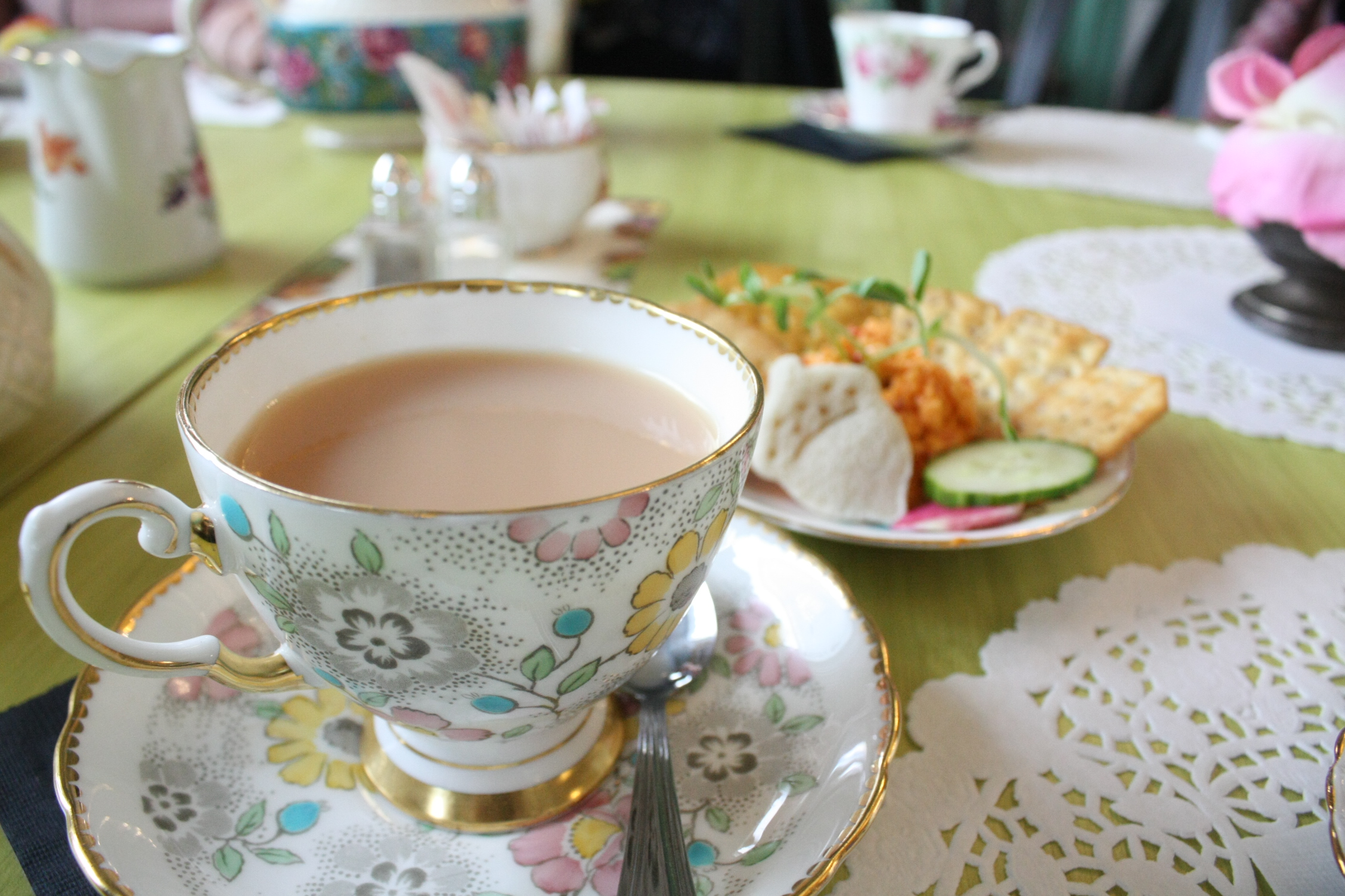 Abigail's Tea House St George Ontario | The Inlet News Blog Hamilton, Ontario Photo 3
