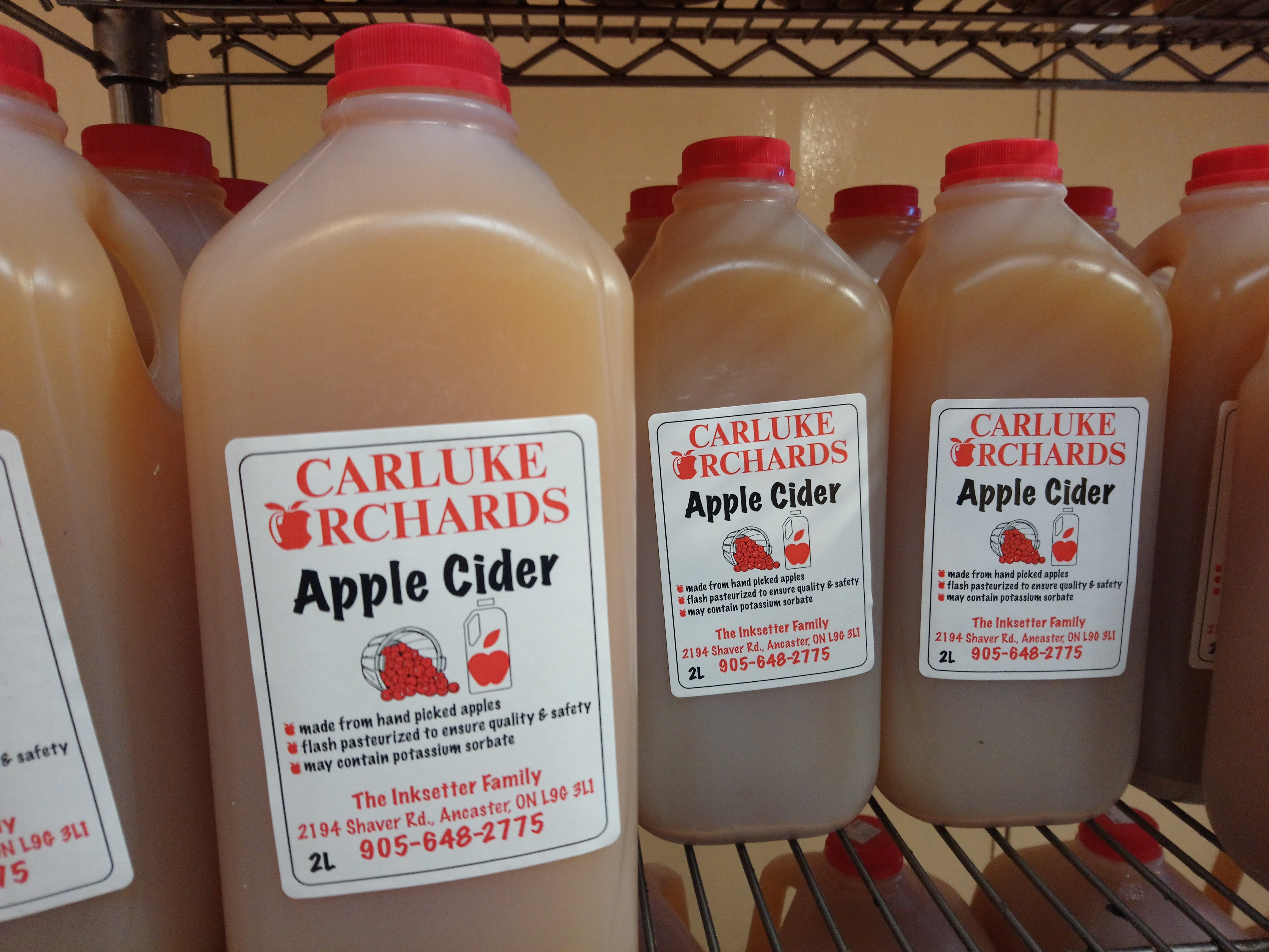 Carluke Orchards | Hamilton Ontario The Inlet News Photo 2