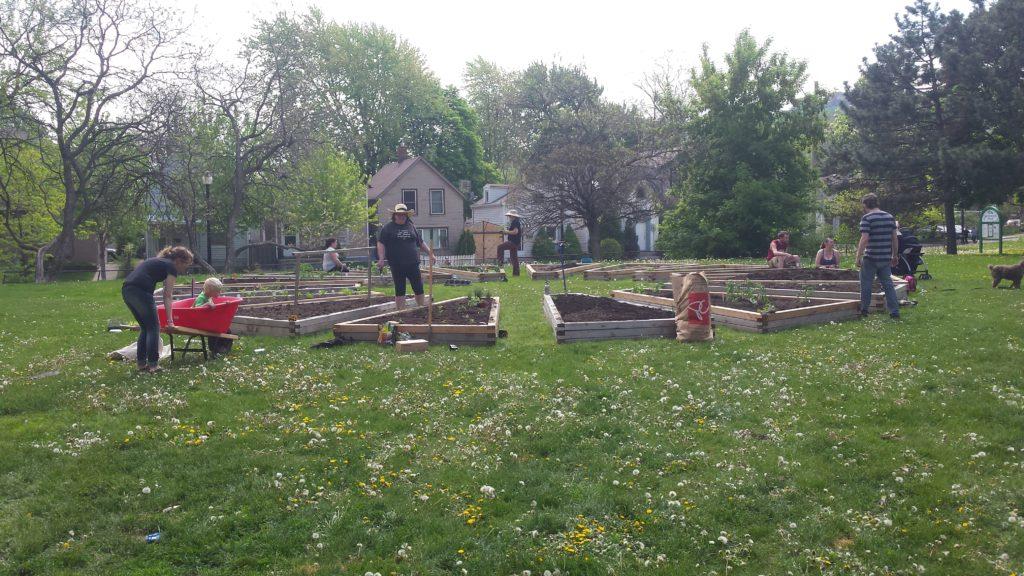 Corktown Community Garden