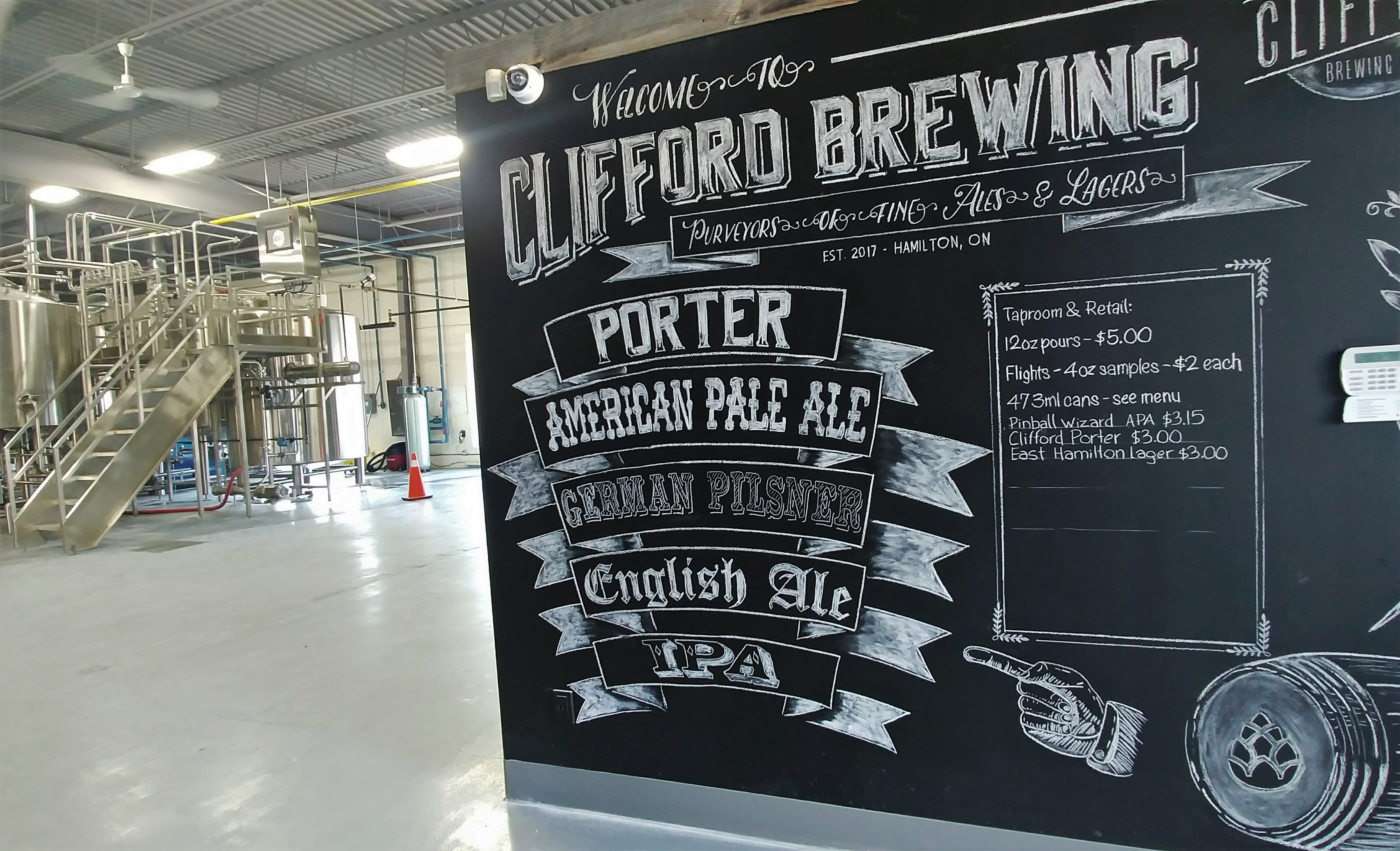 Clifford Brewing Opens in Hamilton | The Inlet News Hamilton, Ontario Photo 5