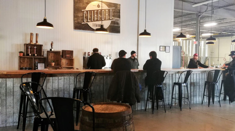 Clifford Brewing Opens in Hamilton | The Inlet News Hamilton, Ontario Photo 3