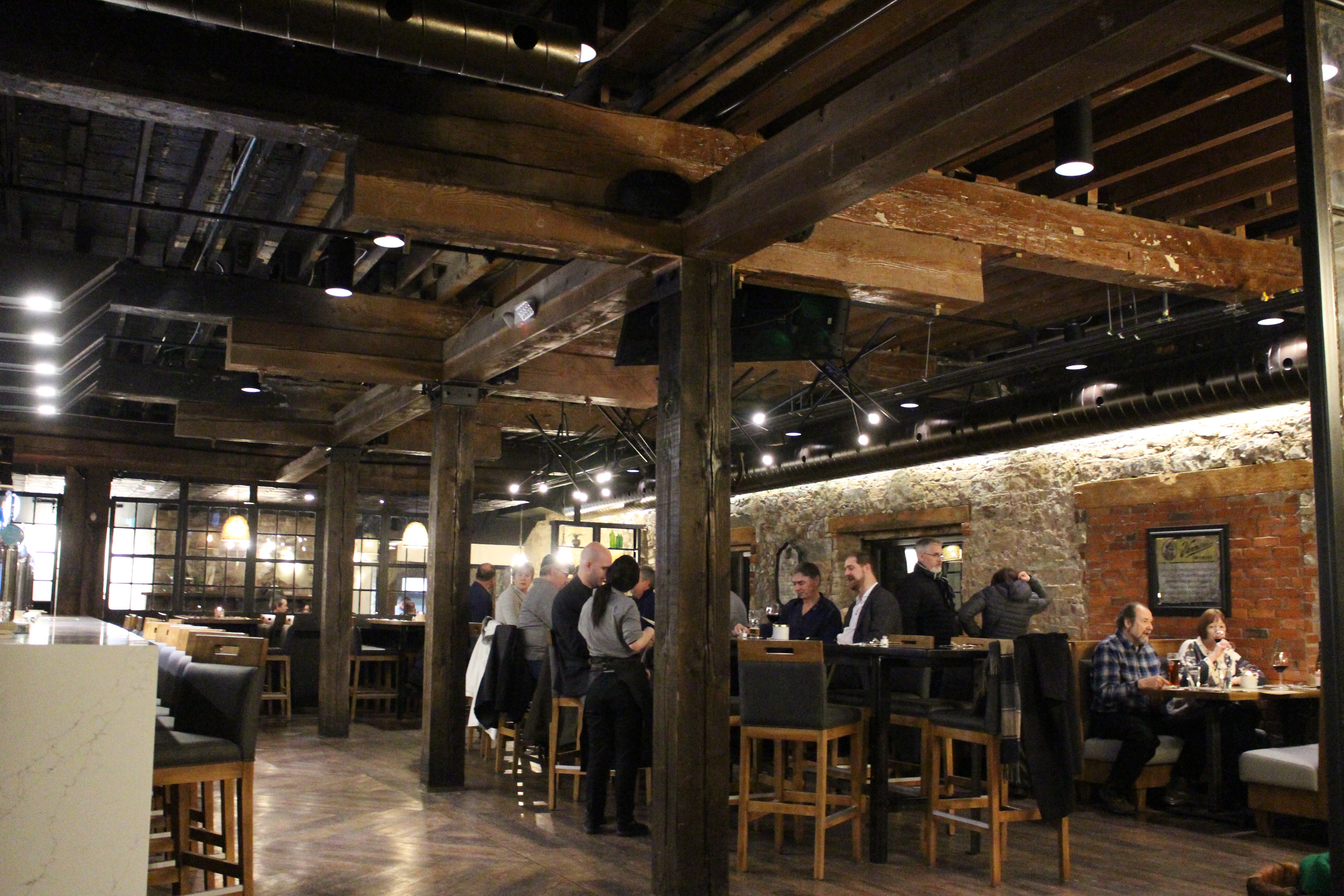 33 Bowen Restaurant Opens in Hamilton, Ontario | The Inlet Online News Photo2