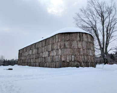 Crawford Lake | Milton, Ontario Conservation Area Long house | The Inlet Online News 3