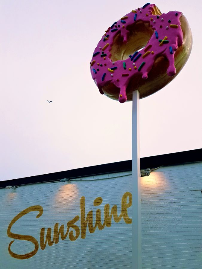 The Sunshine Doughnut Co.
