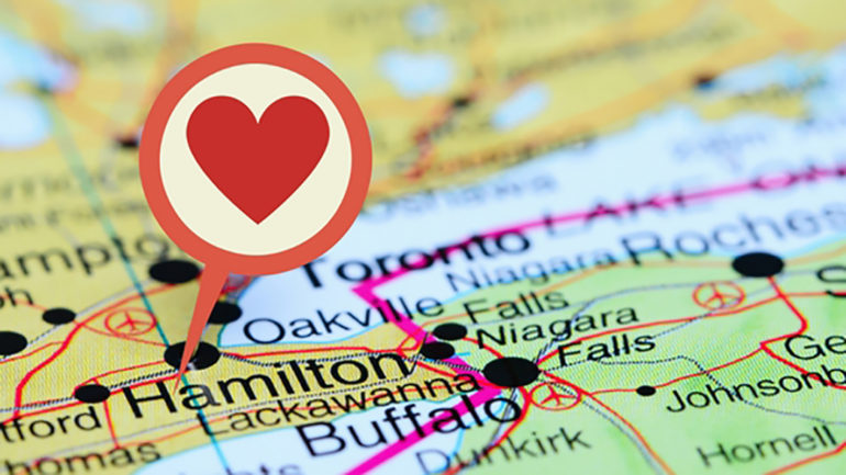 10 Great Make Out Spots in Hamilton - The Inlet