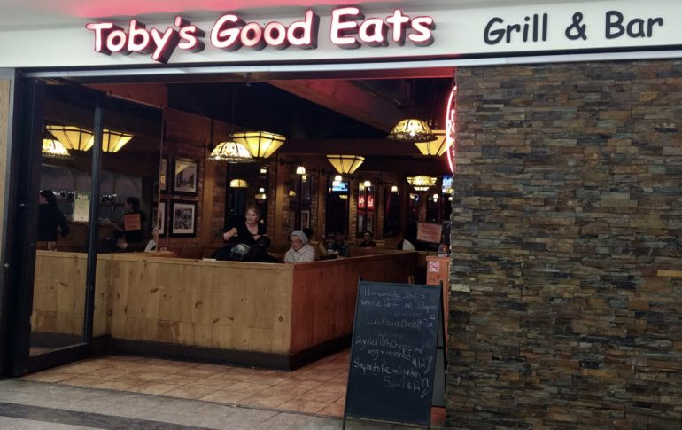 Toby's Good Eats - The Inlet