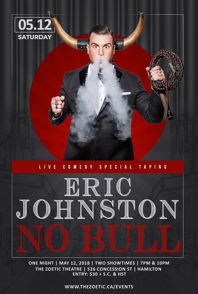 Eric Johnston - No Bull