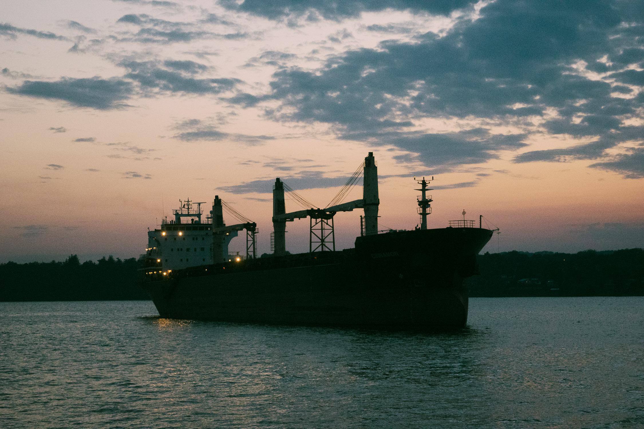 Hamilton Harbour Queen. Photo by James Miike.