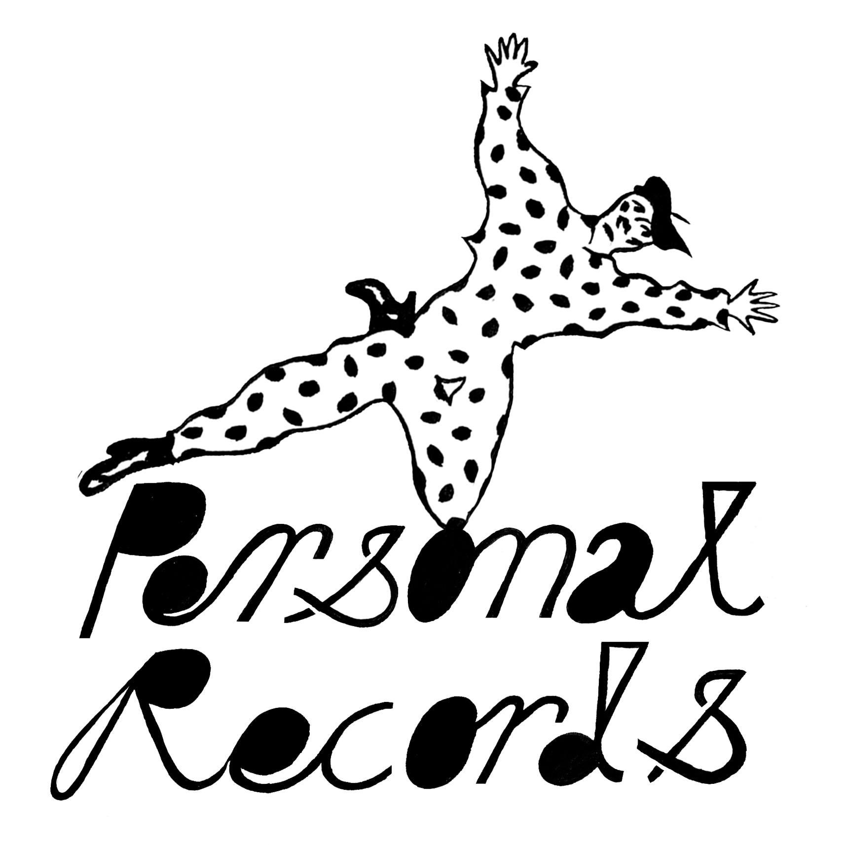 Personal Records. Logo design by JGJG