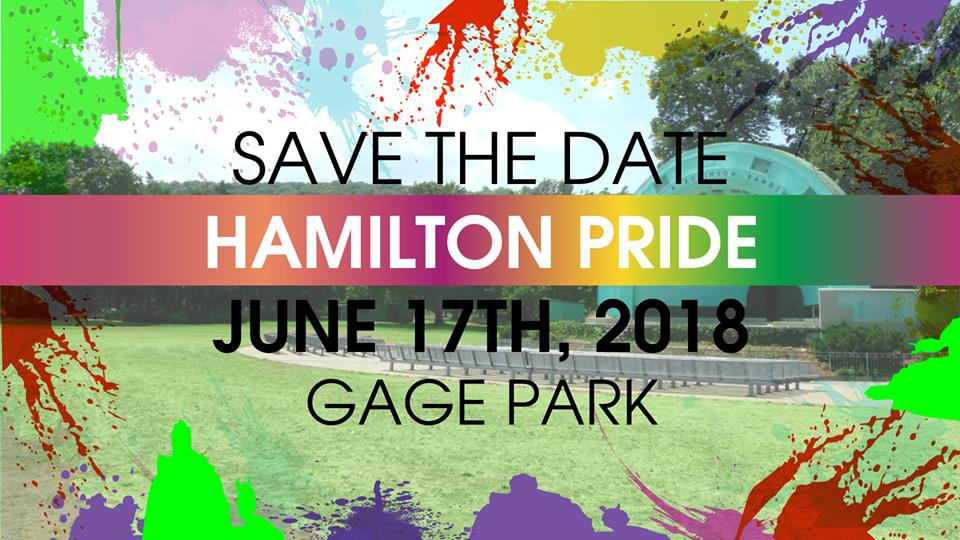 Pride Hamilton 2018
