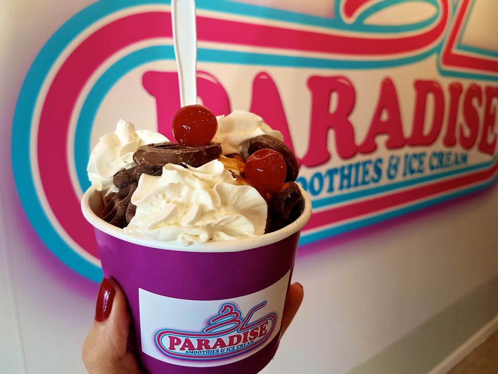 Paradise Smoothies & Ice Cream