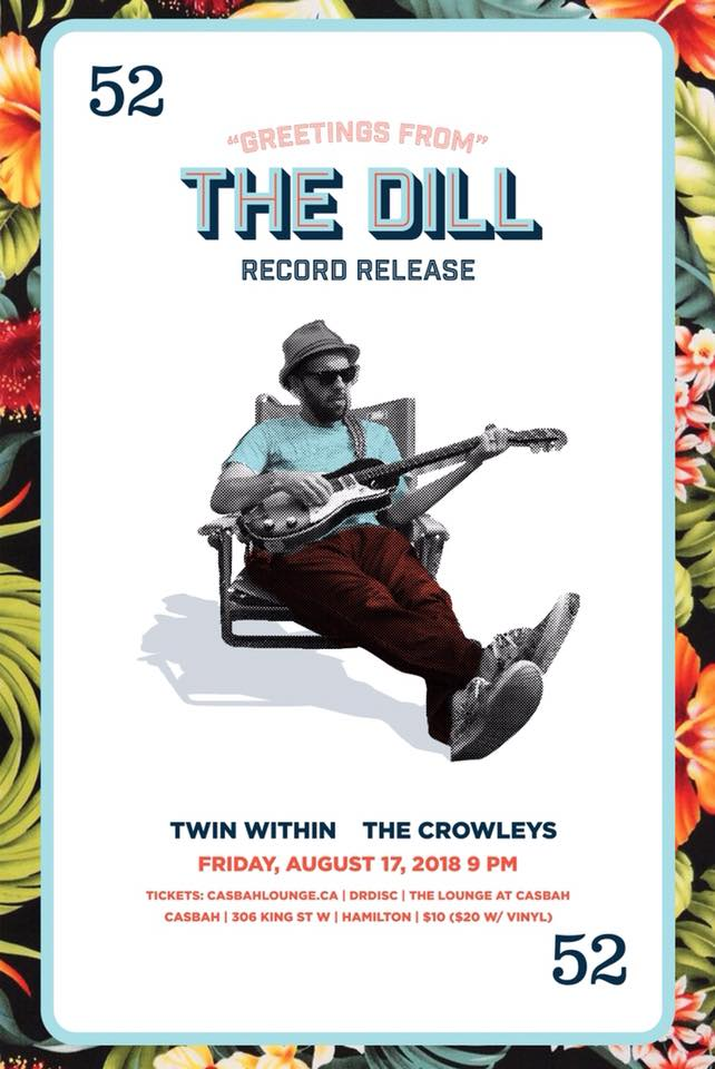 The Dill album release show
