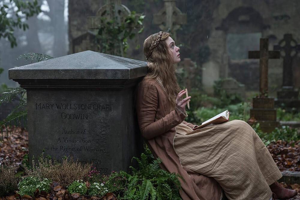 Mary Shelley, AGH Film Fest