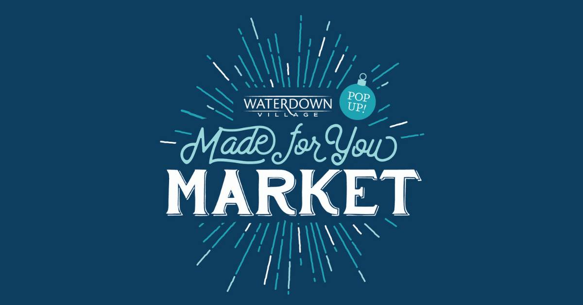 Made for you Holiday Market The Inlet News Events Hamilton Ontario