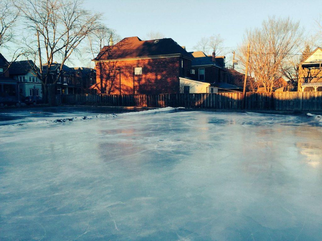 Best Outdoor Skating in Hamilton