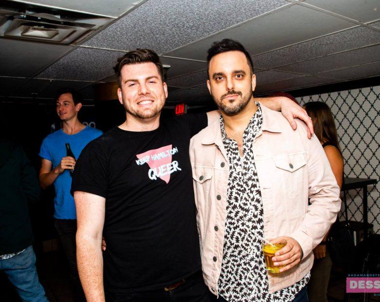 Adam and Steve. Photo by Kieran Noble.