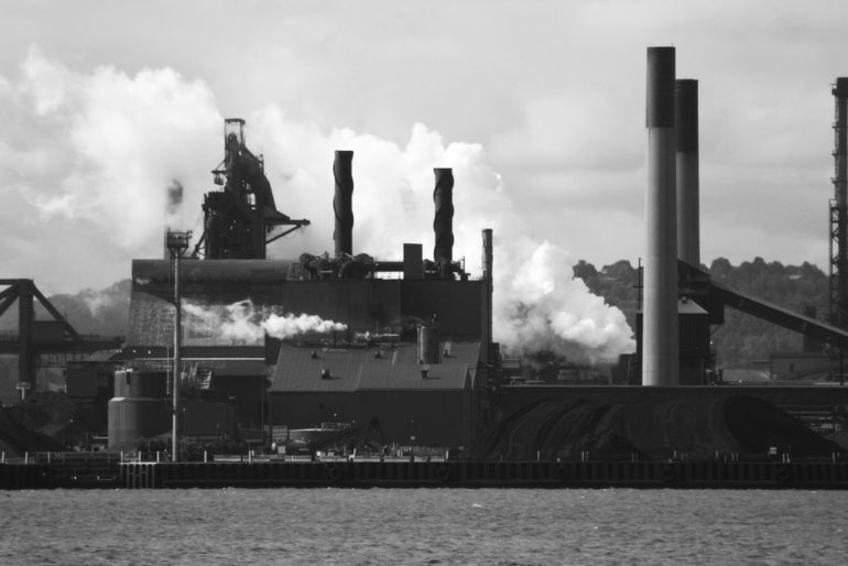 The Inlet News   Stories from the Steel Generation   Dofasco