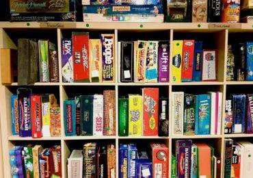Mancala Monk Board Game Cafe